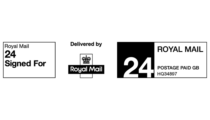 Royal Mail 24 Signed For