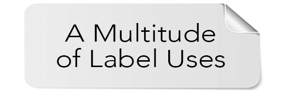 Uses of Labels