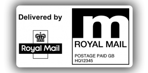 Royal Mail Economy PPI Labels, 65 x 35mm - Roll of 500